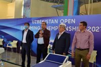 Uzbekistan Open Swimming Championship has been started