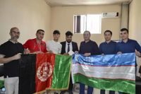 A memorandum of mutual cooperation was signed with the Afghanistan National Swimming Federation