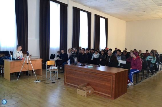 The fourth day of the seminar of Dr. Genadijus Sokolovas in brief