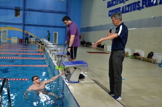 Specialized Seminar for Swimming Coaches and Athletes - Day Three