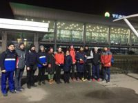 Uzbekistan national swimming team has departed to Antwerp
