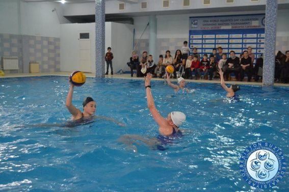 """Open Doors"" was held at the swimming pool of the Uzbekistan Swimming Federation"